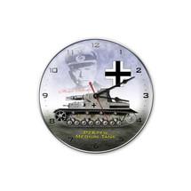 """""""Heinz Guderian Tank Clock"""" Parttime Signs"""