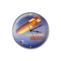 """Deutsche Zeppelin Clock"" Pasttime Signs"
