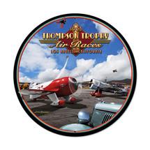 """Air Races 1933 Large"" Pasttime Signs"