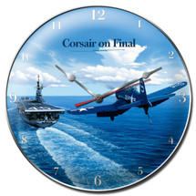 """Corsair Clock"" Pasttime Signs"
