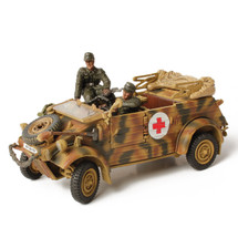 German K belwagen Type 82 - Holland, 1944 (1:32) (New Paint)