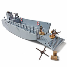 U.S. Landing Craft LCM3 (D-Day, New Package)