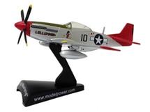 "P-51D Mustang #44-15648 ""Lolipoop II"", Spurgeon Ellington"