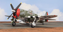 P-47D Thunderbolt - Lt. Col. Francis Gabreski, 61st Fighter Squadron