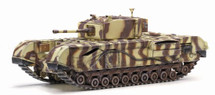 Churchill Mk III British Army 145th Royal Armoured Corps Display Model