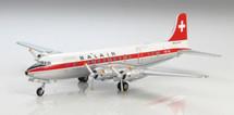 "Balair Douglas DC-6B - ""HB-IBS,"" 1980"