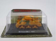 M3 Grant Mk.I, 1943