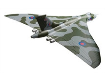 Vulcan B2 XH558 'Vulcan to the Sky' Return to Flight October 2007