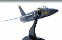 F11F-1 Tiger USN Blue Angels, #1, Zeb Knott, 1960