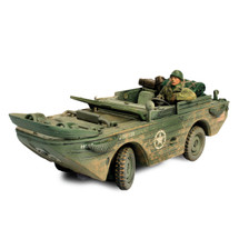 U.S. Amphibian Jeep 3rd Armored Division Normandy, 1944 D-Day Commemorative Series