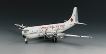 "Balair C-97G Stratofreighter - ""HB-ILW,"" International Red Cross"