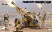US M198 155mm Howitzer (Model Kit)