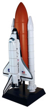 SPACE SHUTTLE FULL STACK 1/100 ENDEAV0R