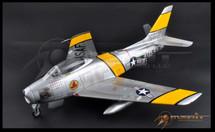 F-86F Sabre Jet, Maj J. Jabara, USAF 1953