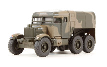 Scammell Pioneer R100 Artillery Tractor - Royal Artillery 1st Army