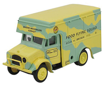 Bedford OX 30cwt Van - Food Flying Squad
