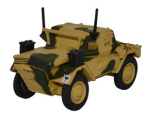 Dingo Scout Car - 50th Royal Tank Regiment