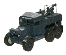 Scammell Pioneer R100 Recovery Tractor - RAF