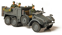 German Kfz. 70 Personnel Carrier (new package)