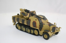 German Sd.Kfz.7/2 w/37mm Anti-Aircraft Gun (new pkg)