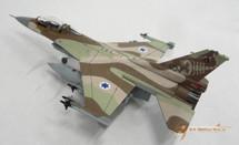 F-16C Barak IDF/AF 105th (Scorpion) Sqn, Hatzor AB, Israel