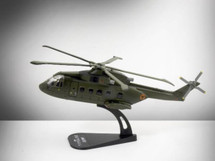 AW 101 Helicopter - Skyfall