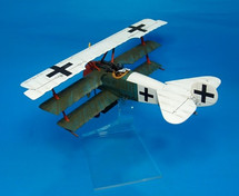 Fokker Dr1, 545/17, JASTA 11, Cappy, April/May 1918 (1pc)