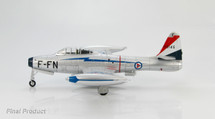 F-84G Thunderjet - Royal Norwegian Air Force, 1957