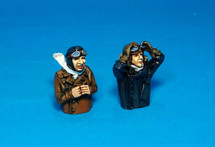 German Pilots x 2 (2pcs)