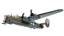 B-24D 'Ruth-less' 506th BS/44th BG, Shipdham, Summer 1943
