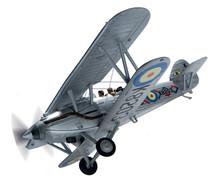 Hawker Demon G-BTVE (K8203) Shuttleworth 2013