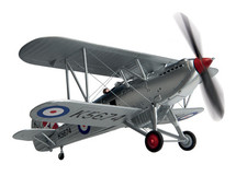 Hawker Fury K5674 Historic Flight Collection