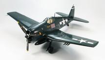 """F6F Hellcat USN VF-15 Satan`s Playmates, """"Minsi III"""", David McCampbell"""