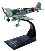 Fw 190A-8 Maj. Walter Dahl, JG 300, 1944
