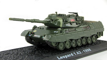 Leopard 1 A2 IV Tank Regiment, Centauro Armored Brigade, Italian Army, 1998