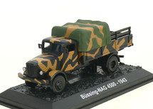 4500A Cargo Truck German Army, Eastern Front, 1943