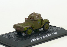 "AMD 35 Panhard 178 ""L'Avalanche,"" French Army, 1940"