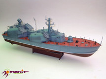 Russian Navy OSA Class Missile Boat, OSA-1 (Model Kit)