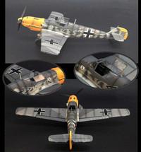 Me-109 E Adolf Galland