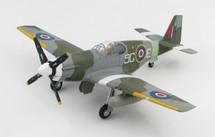 "P-51 Mustang Mk.II - No. 441 ""Silver Fox"" Squadron, RCAF, May, 1945"