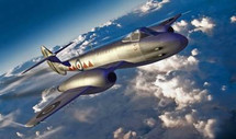 Gloster Meteor Mk4 (Model Kit)