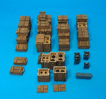 Supplies - Extra Supplies from the Great War, 1914-1918 (16 pcs.)