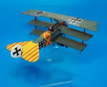 Fokker DrI, 564/17, JASTA 11, Cappy, December 1917, Ltn. Werner Steinhauser (1pcs)