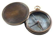 Victorian Trails Compass Authentic Models