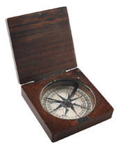 Lewis & Clark Compass Authentic Models