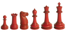 Classic Staunton Chess Set Authentic Models