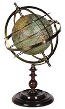Terrestrial Armillary Sphere Authentic Models