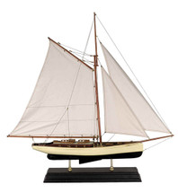 1930s Classic Yacht, Large Authentic Models