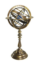 Bronze Armillary Dial Authentic Models