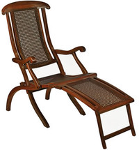 French Line Deck Chair Authentic Models